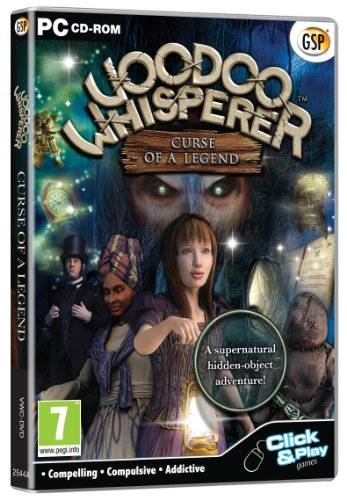 Voodoo Whisperer Curse Of A Legend [ENG] (exclue) [FS][WU]
