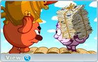 Смешарики. Азбука дружелюбия + бонус-серии (2011) DVDRip+DVD5
