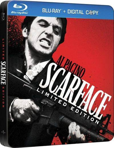 Лицо со шрамом / Scarface (1983) BDRip 720p + BDRip-AVC