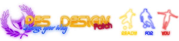 PES DESIGN Patch Update by JSA™