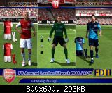 FIFA 11 FC Arsenal London Kits Pack 2011/2012
