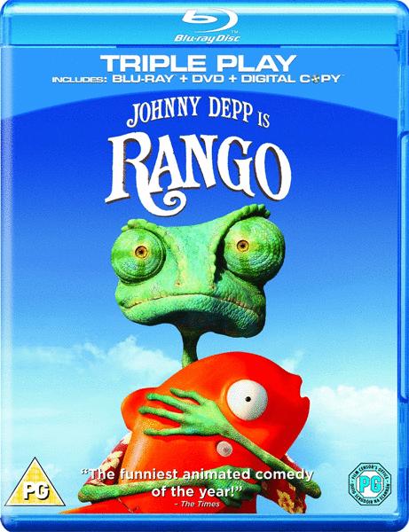 Ранго / Rango (2011) BDRip-AVC от HQ-ViDEO  | Theatrical Cut