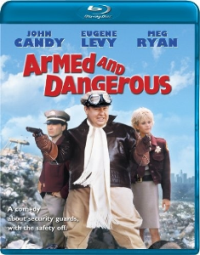 ��������� � ������ / Armed and Dangerous (1986) HDrip