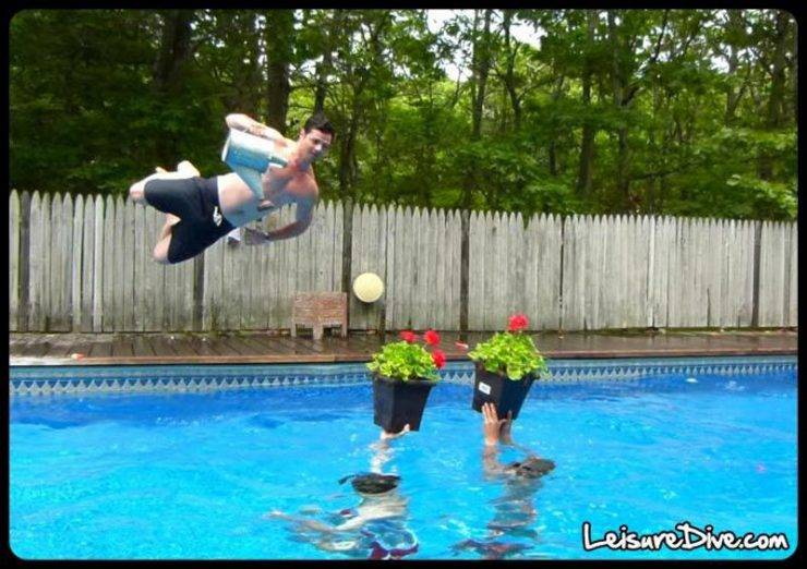 Zabawne zdjęcia przy skokach do basenu 35