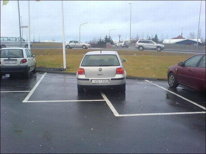 Myśl jak parkujesz 11