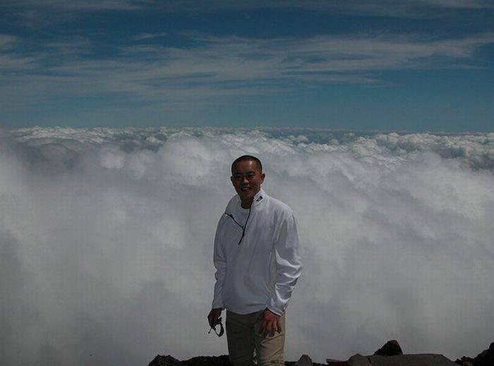 Ponad chmurami 15