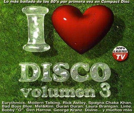 VA - I Love Disco Vol.3 (2000) [FLAC] -NEO