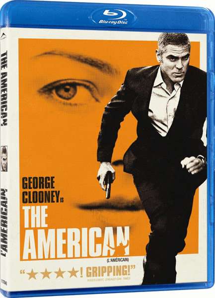 Американец / The American (2010) BDRip-AVC