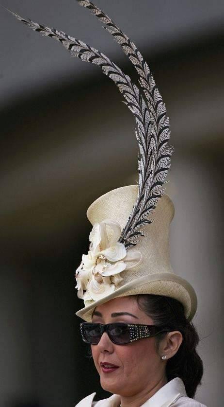 Najdziwniejsze kapelusze 31