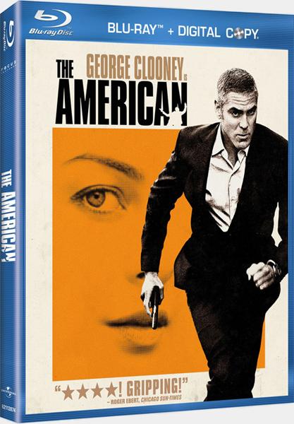 Американец / The American (2010) BDRip