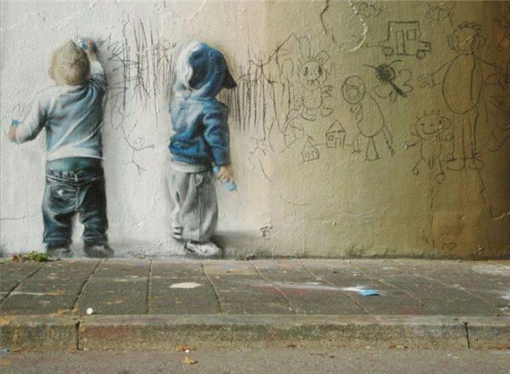 Street art: podsumowanie roku 2010 39