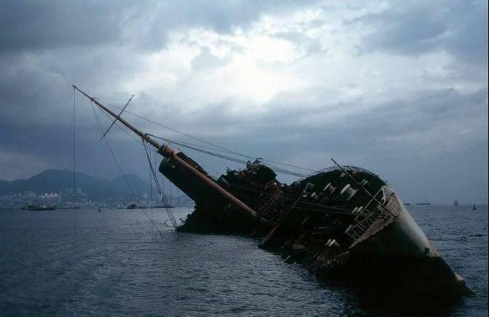 Opuszczone statki 16