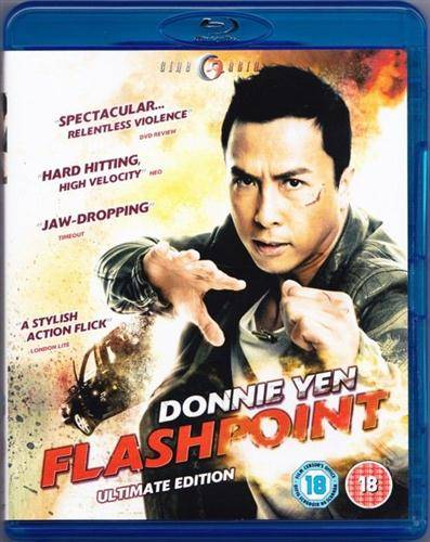 ������� ����� / Flash Point / Dou fo sin (2007/BDRip-AVC/1,96 GB)