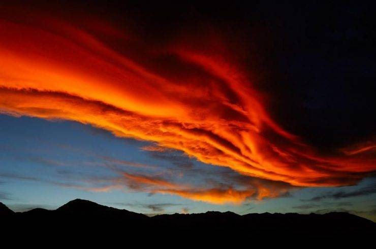 Spektakularne chmury 62