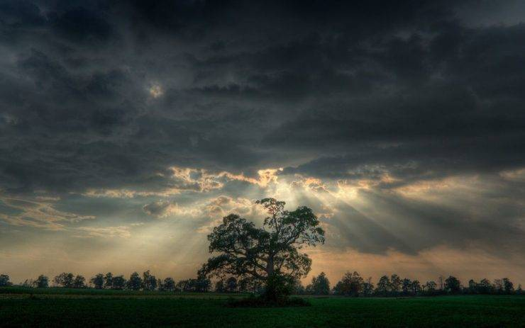 Spektakularne chmury 12