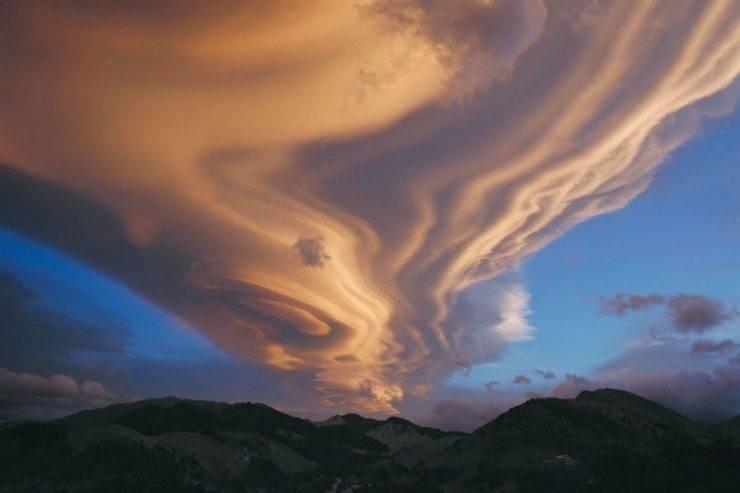Spektakularne chmury 50