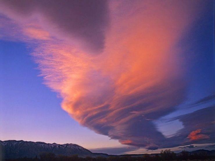 Spektakularne chmury 8