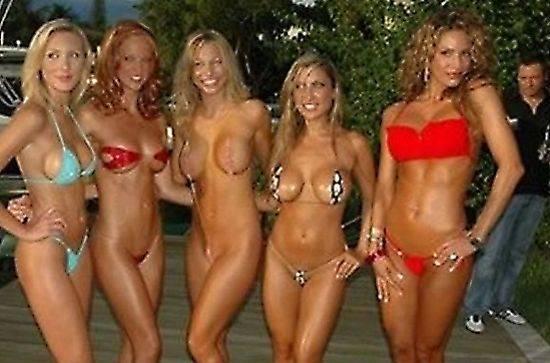 Mistrzowie drugiego planu: bikini 3