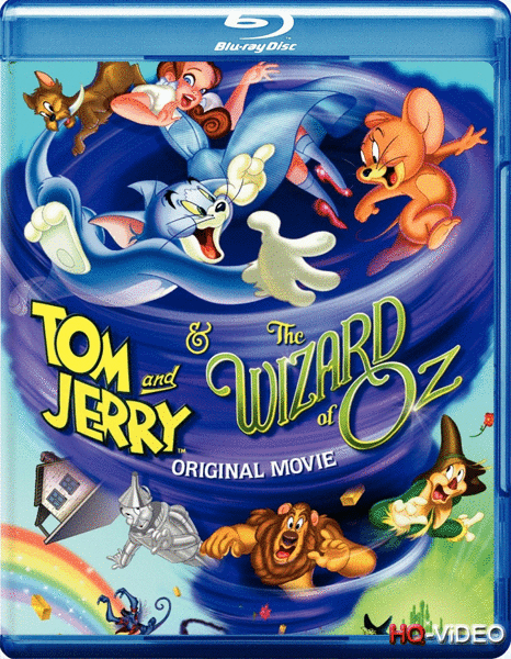 Том и Джерри и Волшебник из страны Оз / Tom and Jerry & The Wizard of Oz (2011) BDRip | DUB