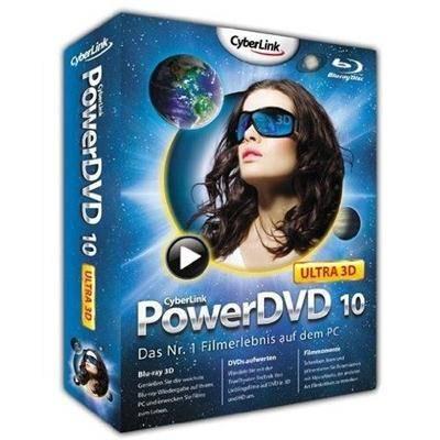 CyberLink PowerDVD Ultra v10.0.3306 RePack by Lisabon (qazwsxe)