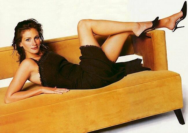 Piękne kobiece nogi. 43
