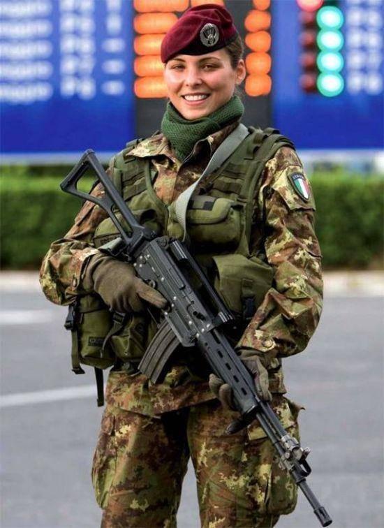 Kobiety w wojsku 22