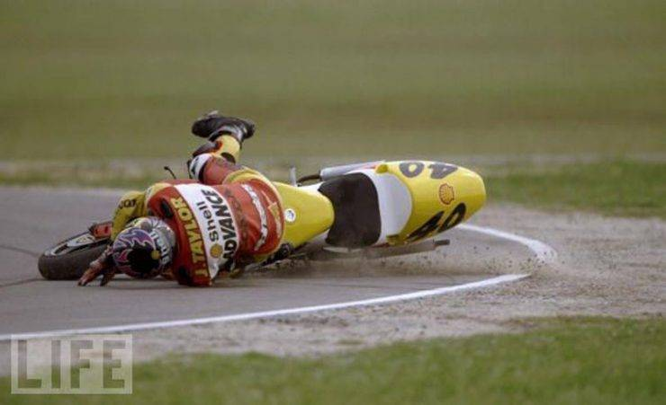 Wypadki motocyklistów #3 1
