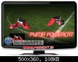 PES 2012 PUMA Powercat