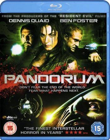 Пандорум / Pandorum (2009) BDRip-AVC 720p