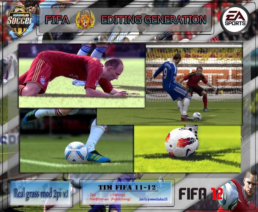 Regenerator Fifa 12