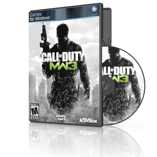 Call of Duty: Modern Warfare 3 (2011) RELOADED + Proper crack-3DM + spolszczenie