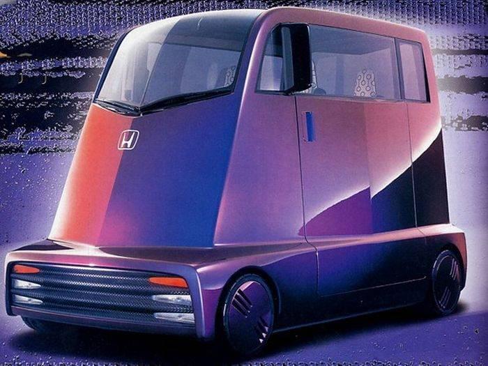 Japońskie samochody koncepcyjne 39