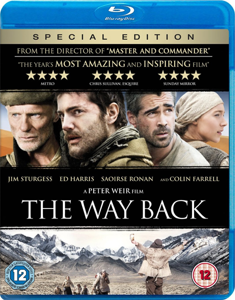 Путь домой / The Way Back (2010) BDRip-AVC