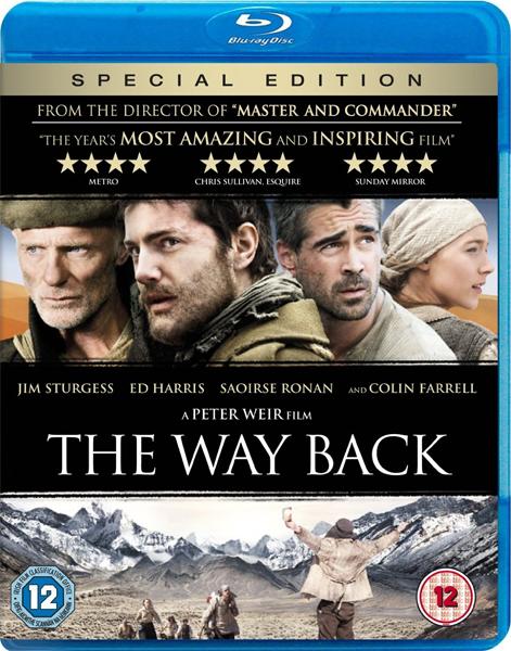 Путь домой / The Way Back (2010) BDRip