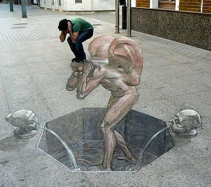 3D street art #2 1