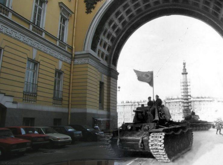 Petersburg: historia kontra teraźniejszość 29