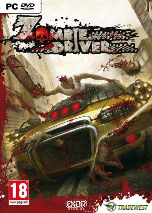 Zombie Driver: Summer of Slaughter (2011/ENG/FullRIP/TeaM CrossFirE)