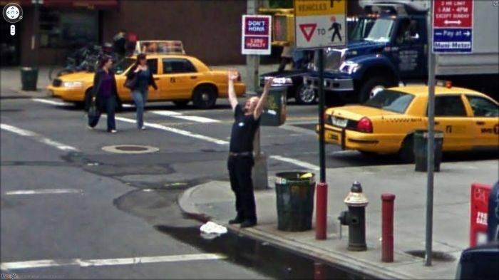 Najdziwniejsze zdjęcia z Google Street View #2 53