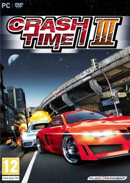 CRASH Time 3: Highway Nights  (2009/ENG/FullRIP/TPTB - direct play)