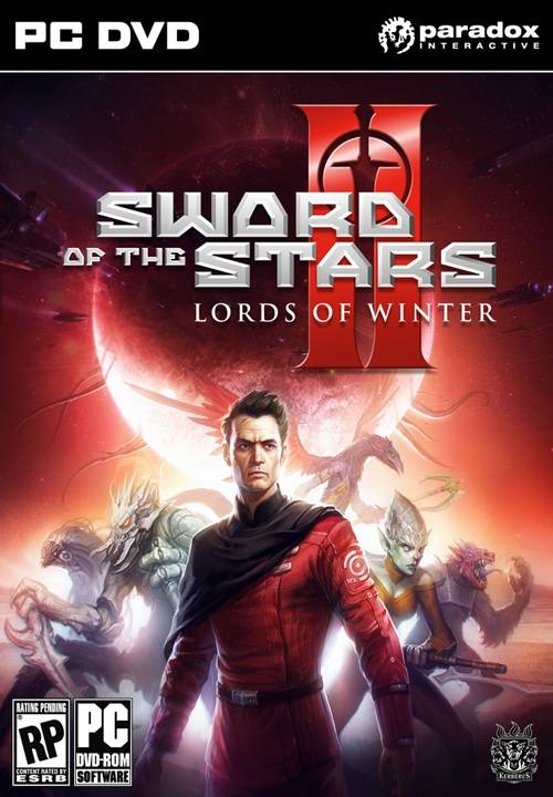 Sword of the Stars 2: The Lords of Winter  (2011/ENG/FullRIP/TeaM CrossFirE)