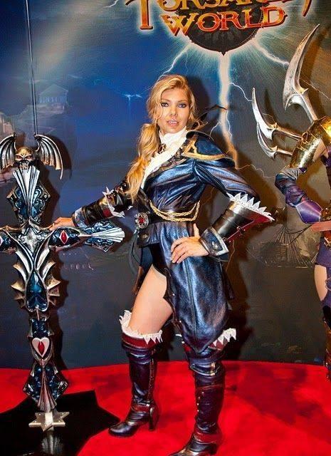 Hostessy z E3 9