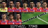 Facepack Chile Pes2012 By Michupali