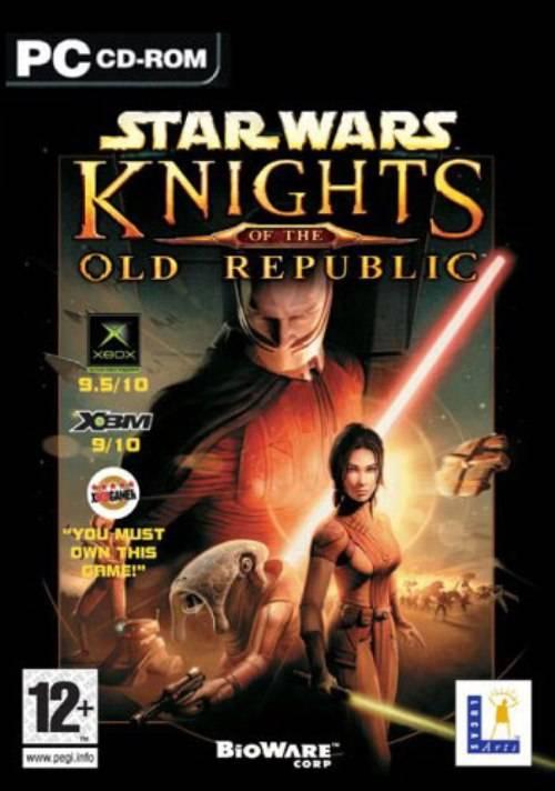 Star Wars: Knights of the Old Republic  (2003/ENG/FullRIP/TeaM CrossFirE) + Spolszczenie