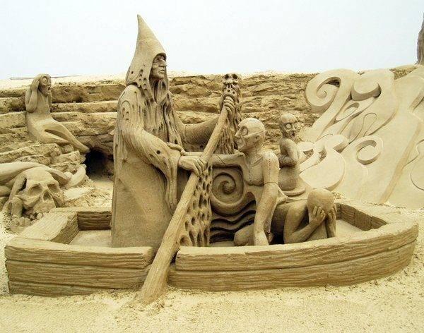 Rzeźby z piasku #3 46