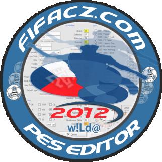 PES 2012 Editor v1.1 by w!Ld@