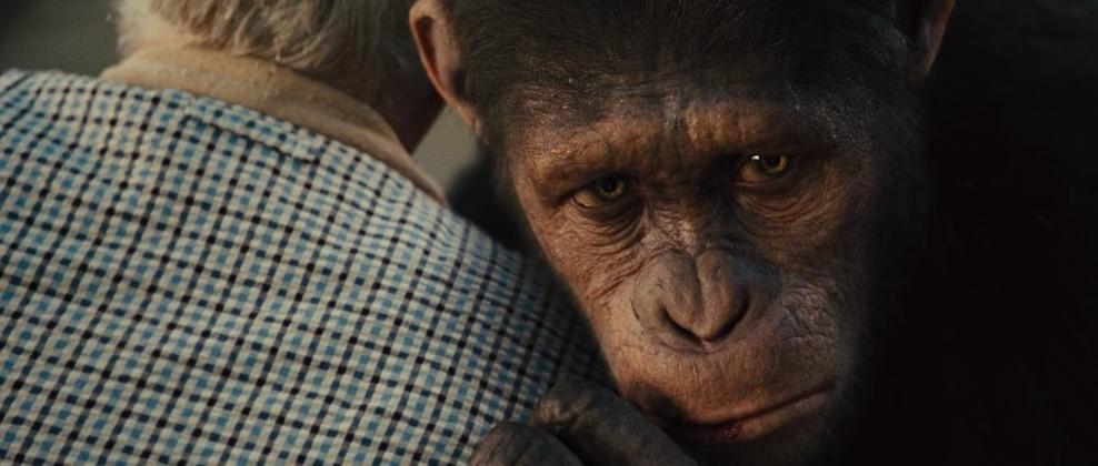Восстание планеты обезьян / Rise of the Planet of the Apes (2011) BDRip-AVC