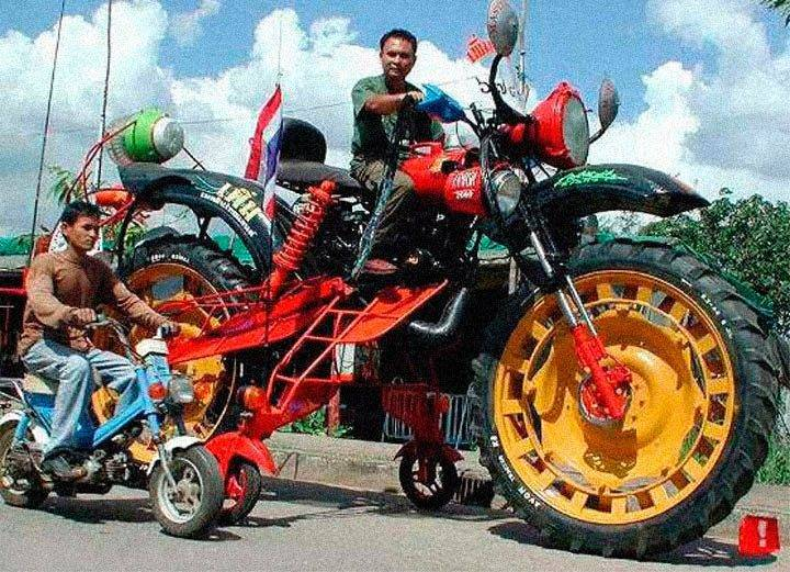 Nietypowe motocykle 33