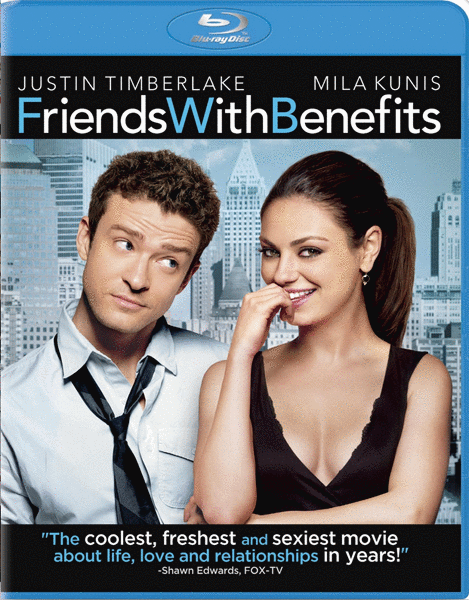 ���� �� ������ / Friends with Benefits (2011) BDRip-AVC