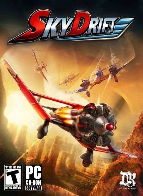 SkyDrift  (2011/MULTi5/PORTABLE)
