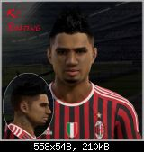 Kevin Prince Boateng Face by Tunizizou